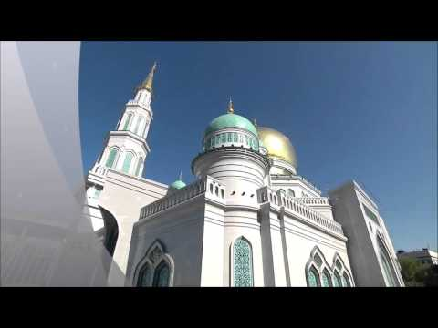 largest mosque opens in Moscow