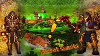 World of Warcraft Secret Quests