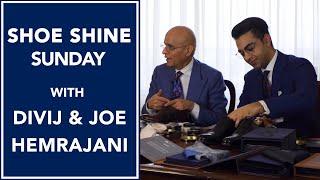 MyTailor's Divij and Joe Hamrejani Talk Tailoring | Kirby Allison | Shoe Shine Sunday