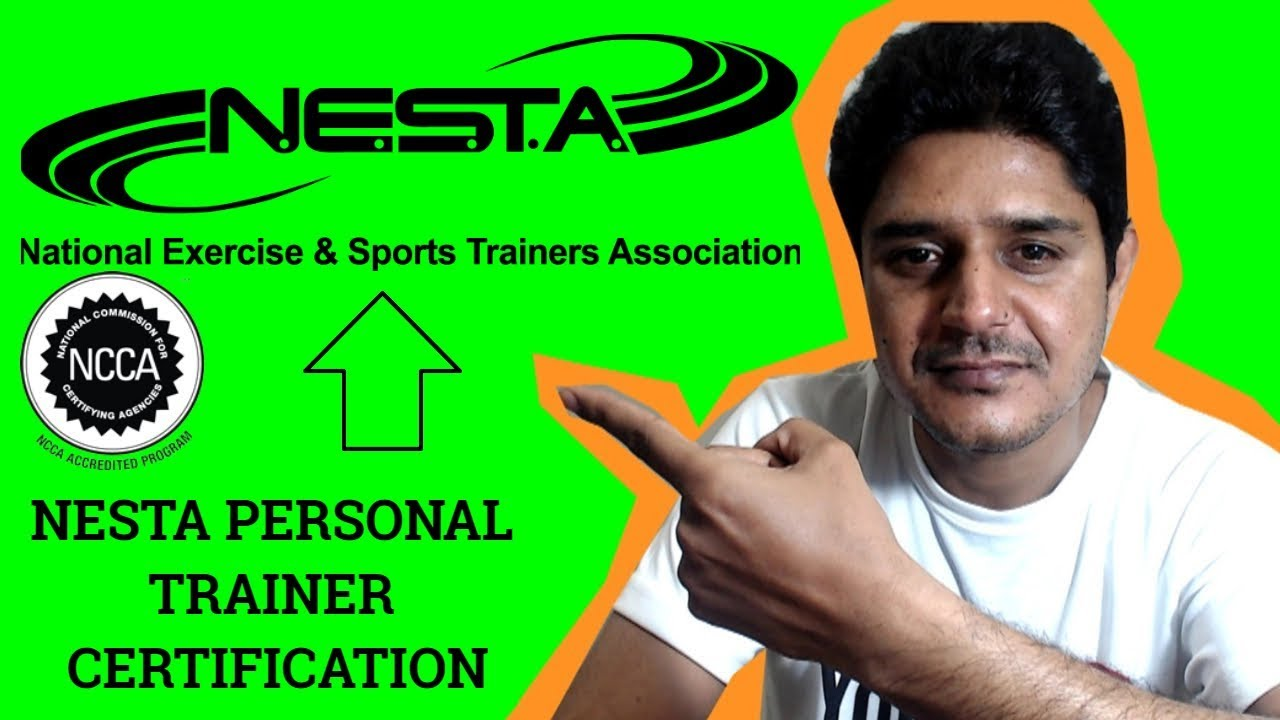 nesta personal trainer certification review