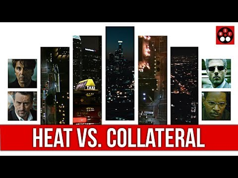 Heat vs. Collateral  Michael Mann and the City of L.A.