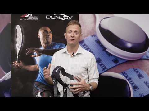 DonJoy Custom Fitted Knee Braces - Mosman Physiotherapy & Sports Injury Centre
