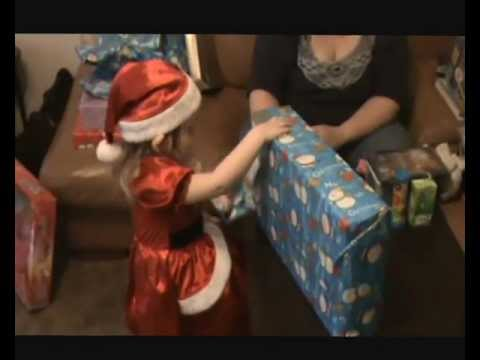 Ashleigh Alexandra Louise Smith - Christmas 2012 Aged 3 years & 4 Months