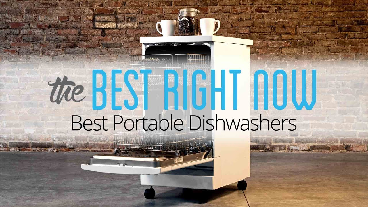 The SPT SD 9241W Is The Best Portable Dishwasher You Can Buy   YouTube