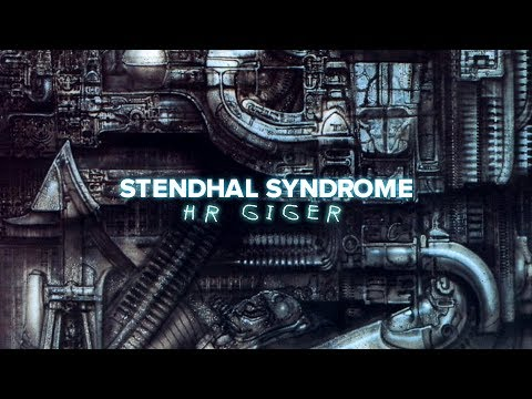 STENDHAL SYNDROME # 9 : HR GIGER (-16)