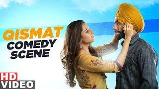 Qismat Comedy Scene 7 Ammy Virk Sargun Mehta Speed Records
