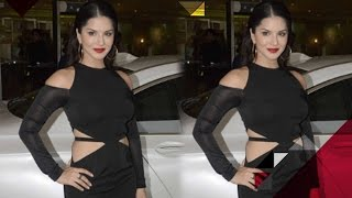 Sunny Leone says she is trying hard to speak in hindi | Bollywood News | #TMT