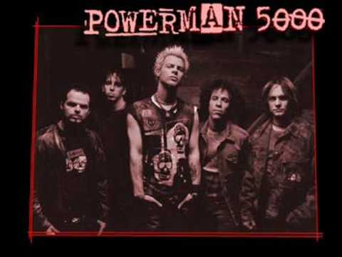 Клип Powerman 5000 - Top Of The World