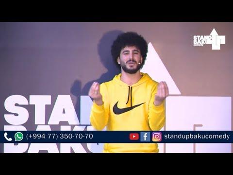 Ülvi Həsənli (Stand UP Baku 35-ci şou)