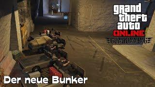 GTA 5 Online - Gunrunning #002 [ Der neue Bunker ]
