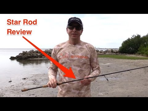 Star Seagis Rod Review [Pros & Cons for Inshore Saltwater Anglers]