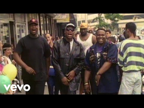 Boogie Down Productions - We In There (Remix)
