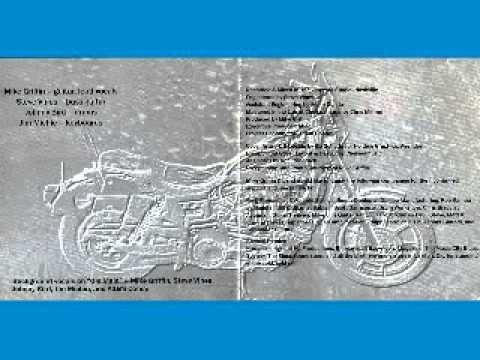 Big Mike Griffin - Harley In The Rain - 1998 - Harley Blues - Dimitris Lesini Blues