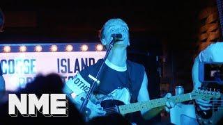 NME Presents Goose Island: Meet Talk Show, London's dark-wave guitar newcomers