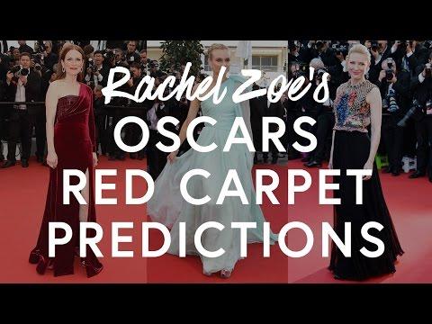 Rachel Zoe's Oscars 2016 Red Carpet Predictions   The Zoe Report by Rachel Zoe