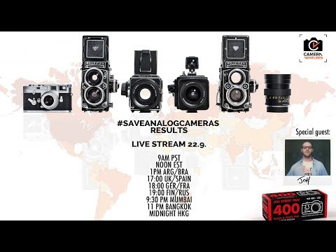 Save Analog Cameras LIVE Stream