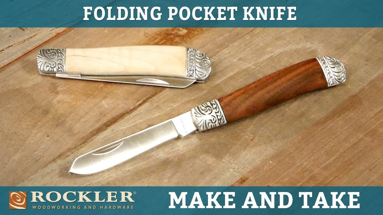 Make Take Woodworking Classes At Rockler