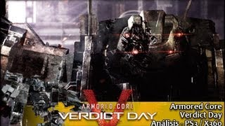 Armored Core Verdict Day - Análisis