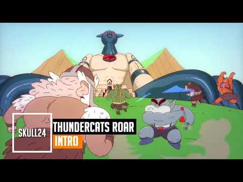 ThunderCats Roar - Intro