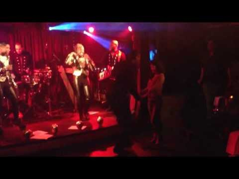 Express yourself cover live at the arts club london