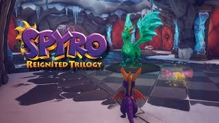 Spyro Reignited Trilogy - Spyro the Dragon - Magic Crafters homeworld - (PS4/Xbox One)
