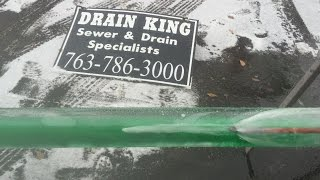How To Clear A Frozen Sewer Line Minneapolis | Thaw A Frozen Water Line Using Hot Water Jetting