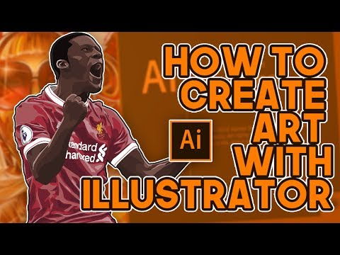 How To Create Art in Adobe Illustrator: Tutorial