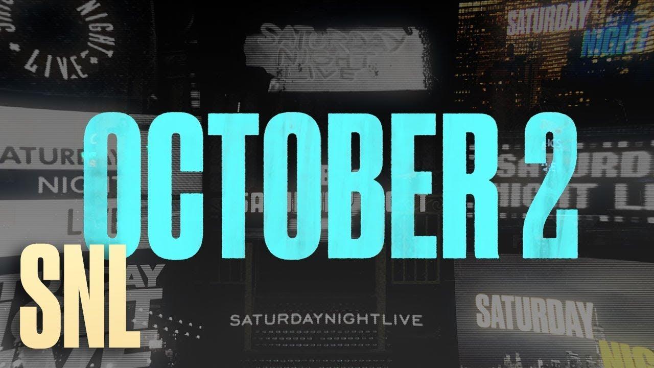 SNL Returns October 2