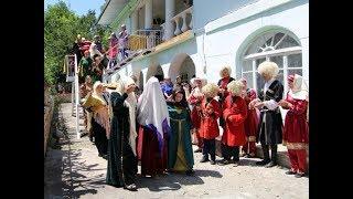 ГОДЕКАН Обряд «Калар» Ахтынский район Ахты