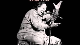 Ustad Nusrat Fateh Ali Khan   Dost kya khoob wafaon ka Sila Dete Hain By~AJ   YouTube