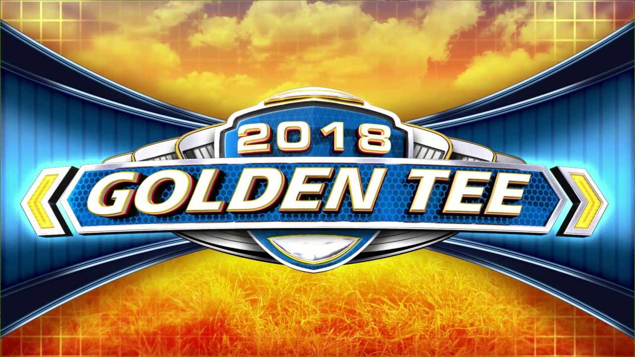 Golden Tee 2019 Home Edition