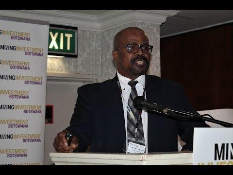 interview with Dr Bonny Matshediso, Senior Lecturer, Uni of Botswana/Director, Morupule Coal Mine