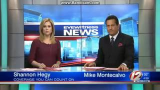 WPRI: Eyewitness News Live at 5pm open -- 04/18/17