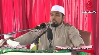 Ustaz Haslin Baharim (Ustaz Haslin Bollywood) | Kuliah Jumaat 13 Mac 2015
