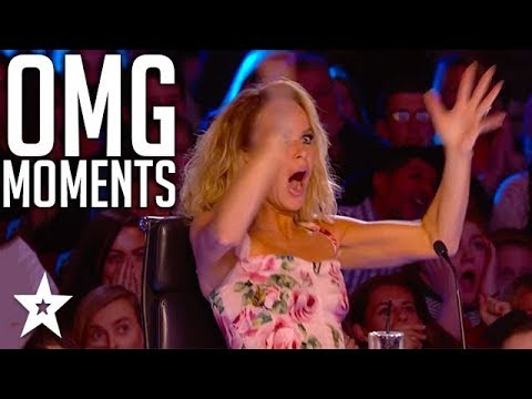 Omg Moments That Shocked Simon Cowell Judges On Got