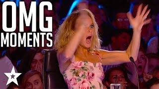 OMG Moments That SHOCKED Simon Cowell & Judges on Got Talent Global thumbnail