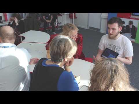 Fujitsu Innovation Hub | Fife College