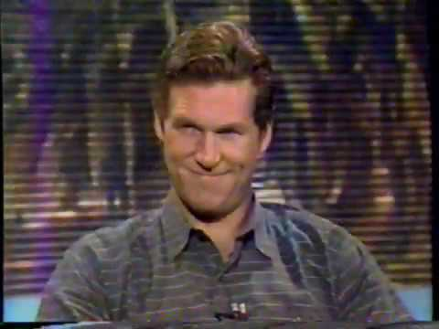 """Download 8/12/1988 Good Morning America """"Jeff Bridges"""" """"Tucker, The Man and his Dream"""" Interview"""