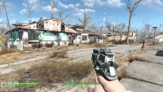 Fallout 4 playthrough pt4 - To the Surface! Return to Hometown U.S.A.