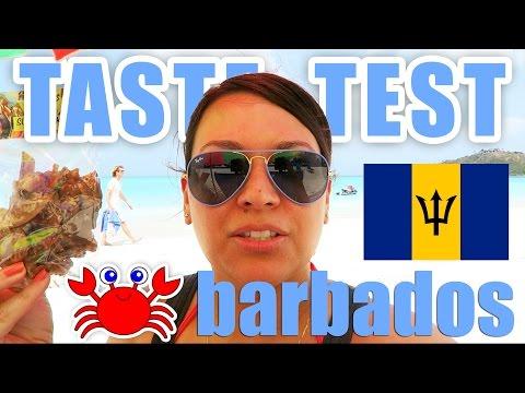 BARBADOS FOOD CANDY TASTE TEST #1 | BARBADOS | VIVIAN REACTS