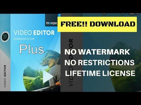 How To FREE Download Movavi Video Editor Plus Full Version FREE!!stuff4u