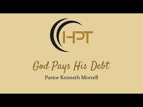 God Pays His Debt   Jan 15, 2020   Wed