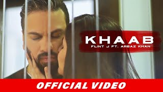 Khaab - Flint J ft. Arbaz Khan | Official Music Video 2020 | Aashiqan De (Refix) | Hit Punjabi Song