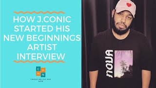 Interview With J.Conic About His New Beginning With Hit Song Nova