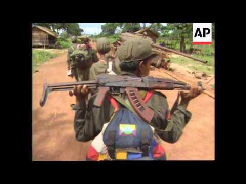 CAMBODIA: HUN SEN'S TROOPS PUSH CLOSER TO RIVAL RESISTANCE