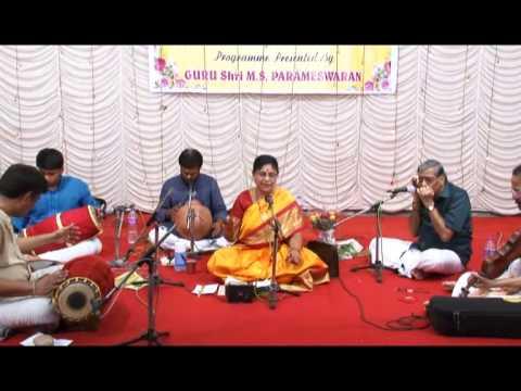 Bombay Lakshmi Rajagopalan, 2015 Annual Day - Part 2