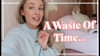 IT WAS A WASTE OF TIME // Fashion Mumblr Vlogs