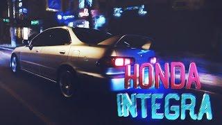 Настоящая JDM-ная тачка: Honda Integra TYPE R.