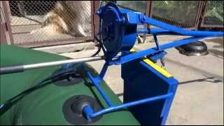 Самодельный-лодочный-электромотор(Моторчик от ВАЗ2106 охлаждение радиатора., 2015-01-09T09:17:57.000Z)
