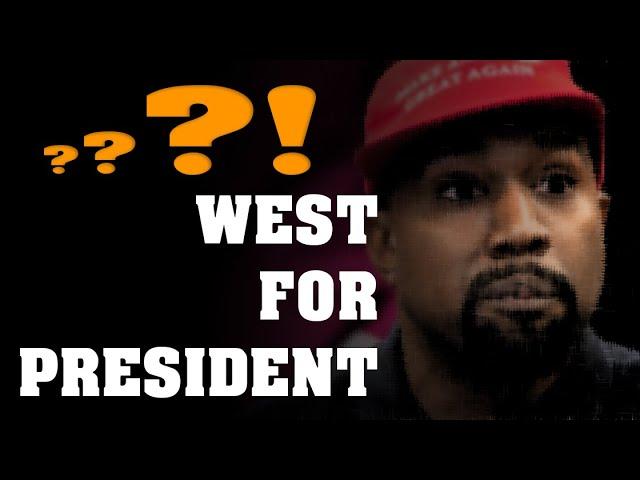 Kanye West For US President?